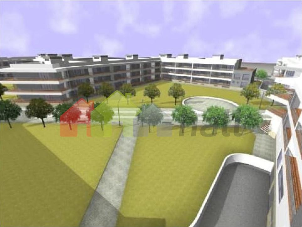 Projeto 3D com zona de lazer