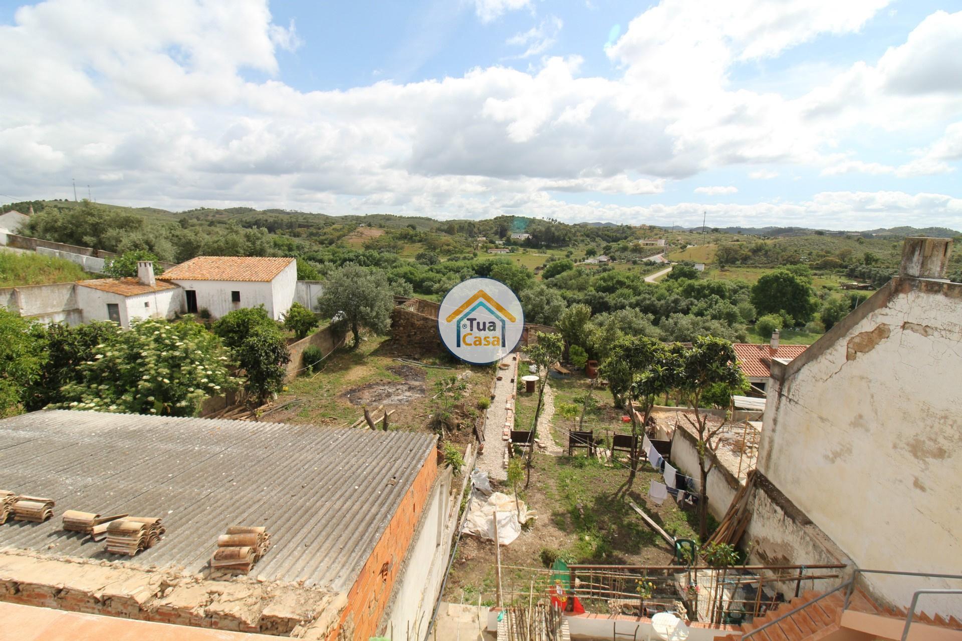 Moradia T4 com Jardim S.Marcos da Serra Silves Algarve (9)
