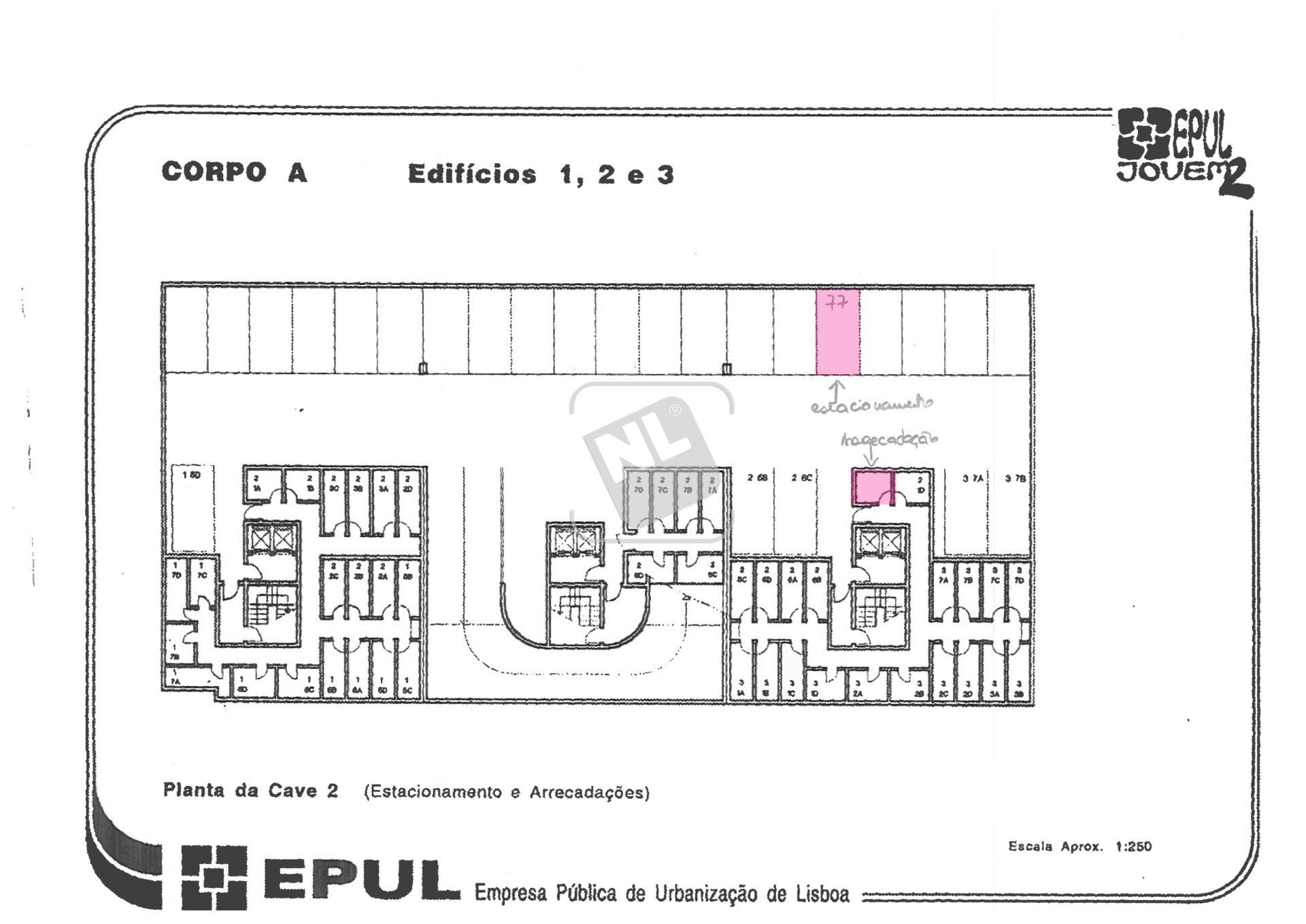 NL2414 Planta Estac e Arrec