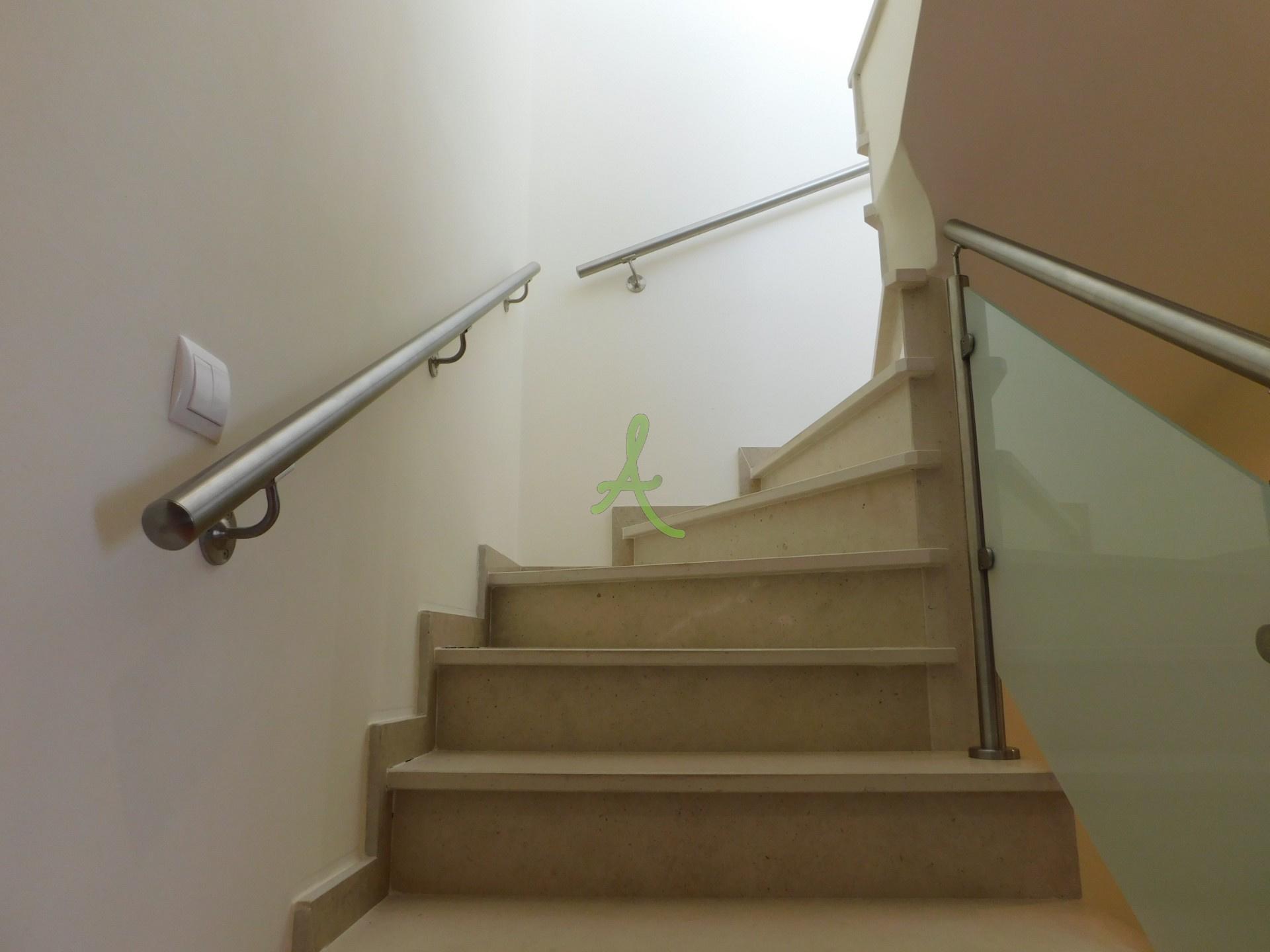 Escadas de acesso ao Terraço Superior