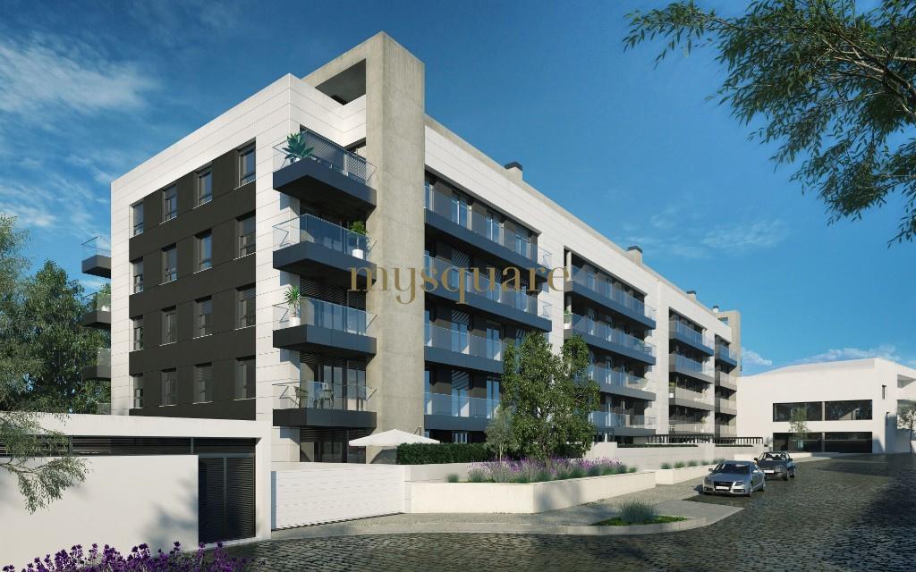 Apartamento T1 com dois terraços - Paranhos, Porto