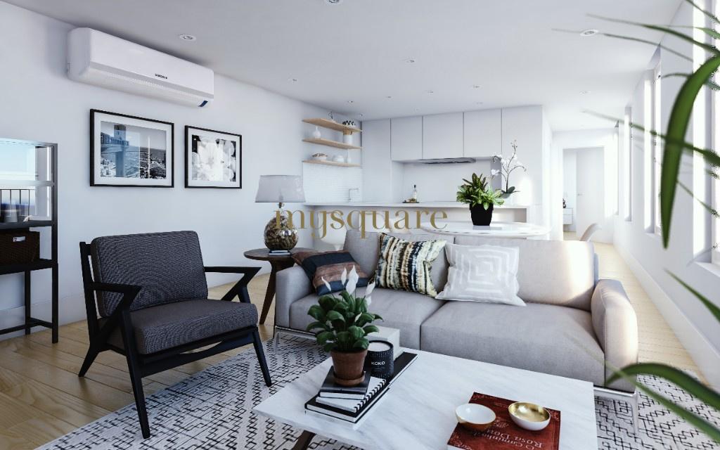 Apartamento T2 junto ao Jardim do Morro - V. N. Gaia
