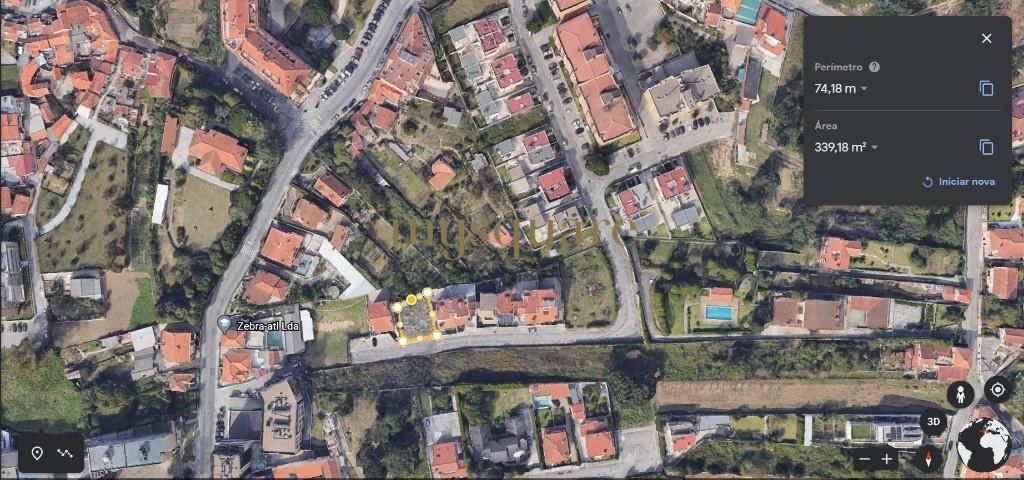 Lote para moradia em Canelas, Vila Nova de Gaia