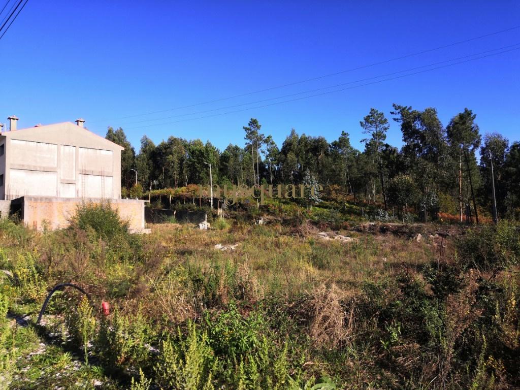 Lote para construção de moradia - Oliveira de Azeméis