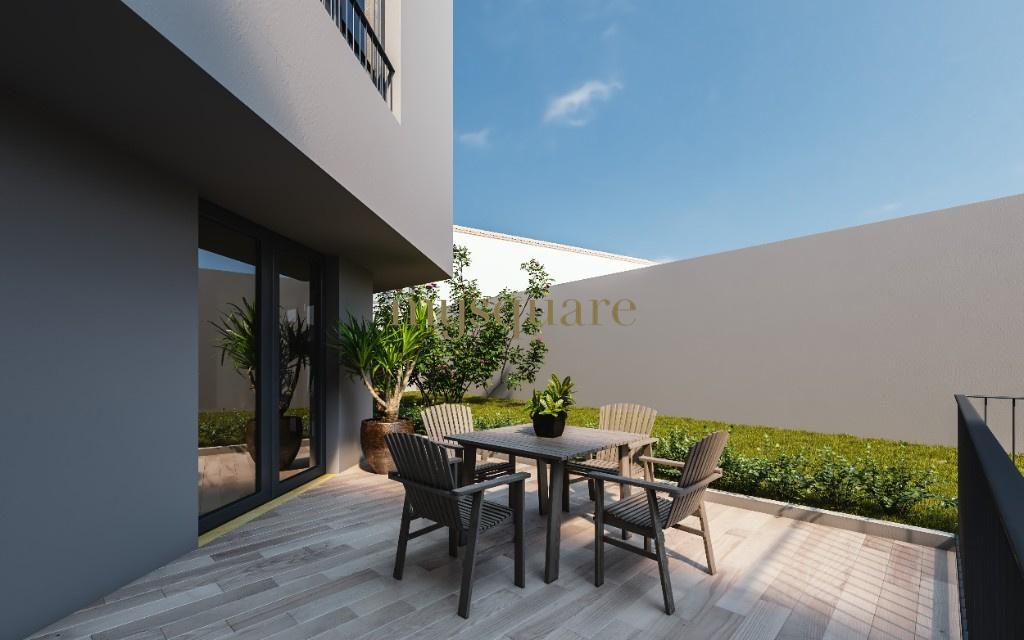 Apartamento T1 junto ao Jardim do Morro - V. N. Gaia