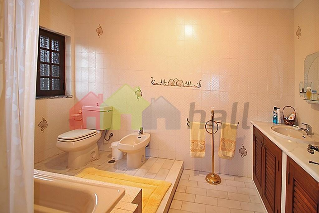 Casa de banho da suite 1