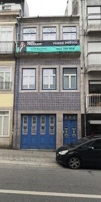 Prédio T5 no Bonfim - Porto