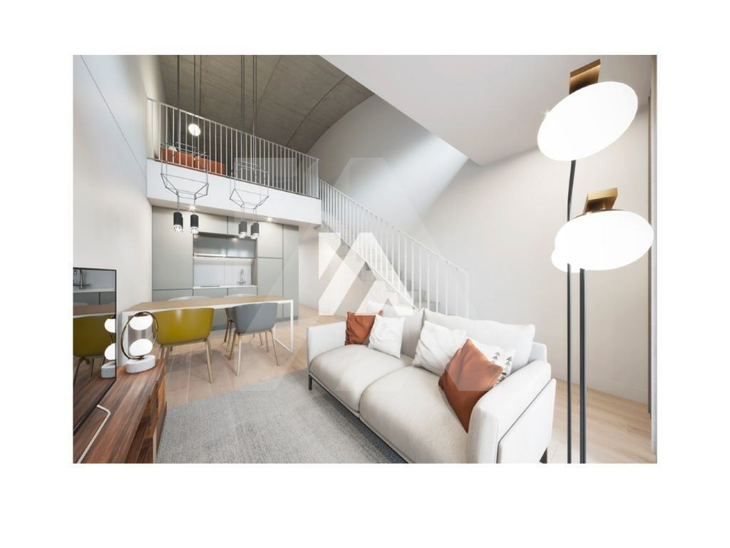 Apartamento T1 DPX +1  - Novo Estarreja