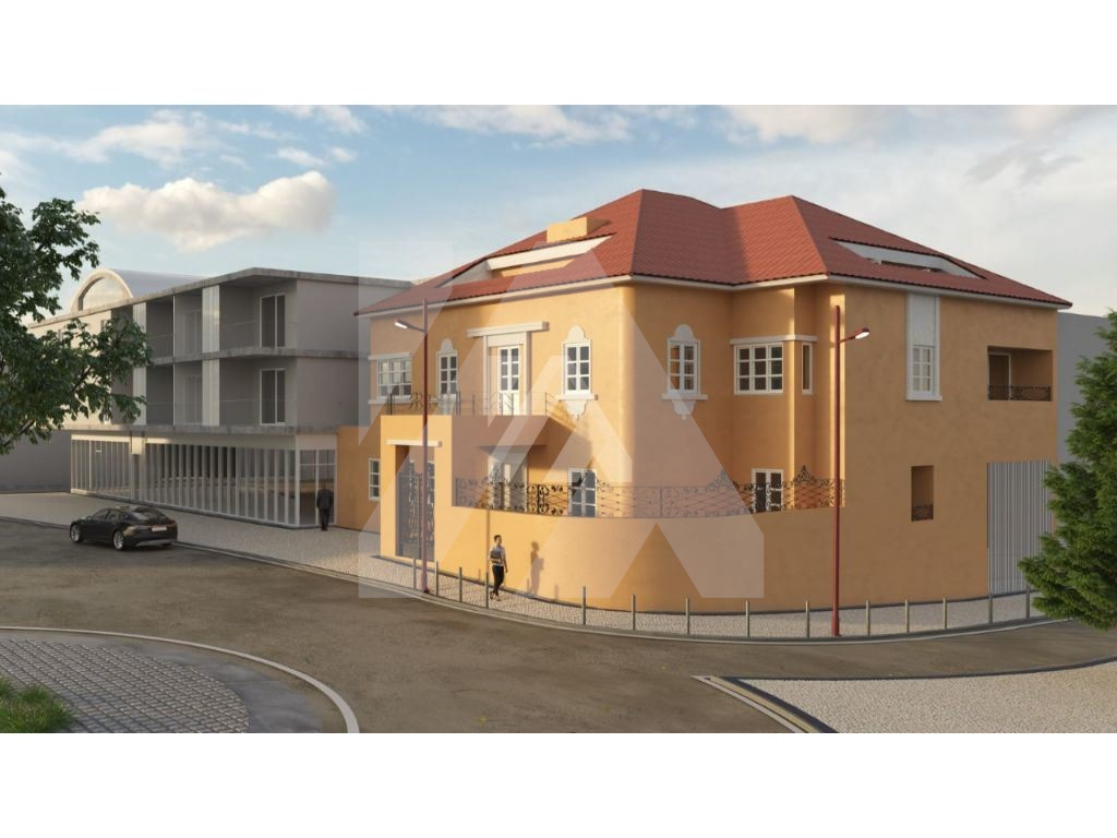 Apartamento T2+1-Estarreja