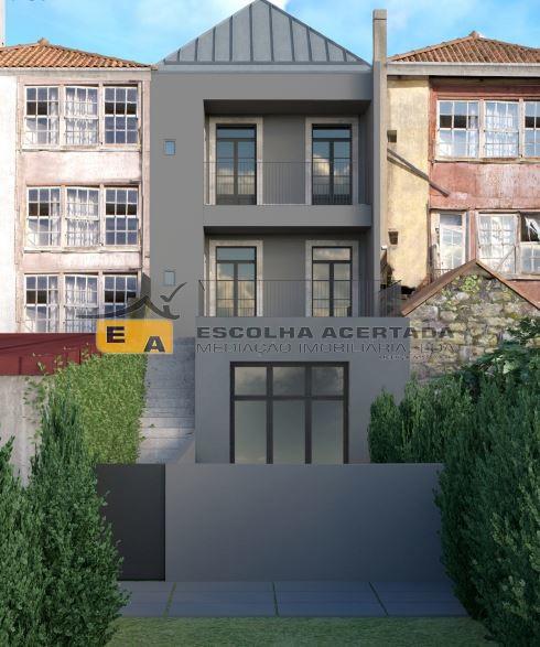 fachada traseira