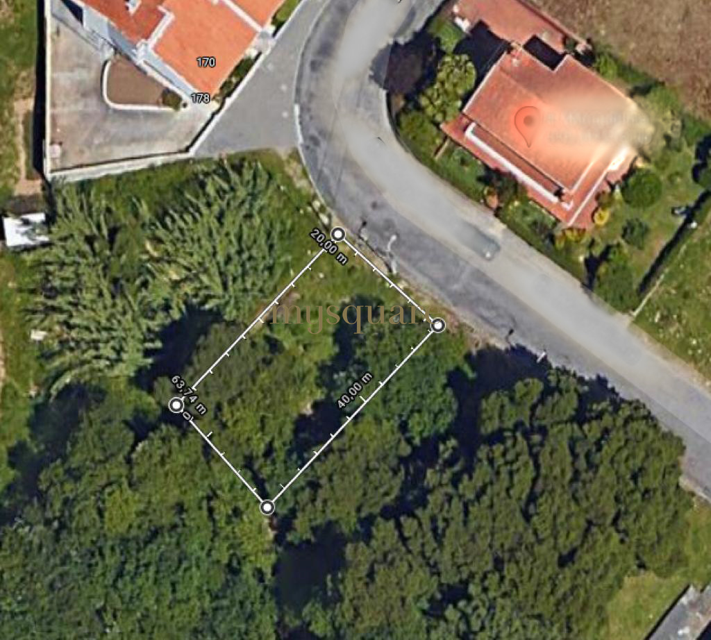 Terreno urbanizável, Grijó, Vila de Nova de Gaia