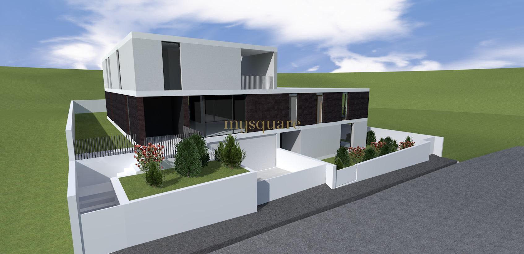 Moradia T3 de Luxo para venda em Santa Maria da Feira