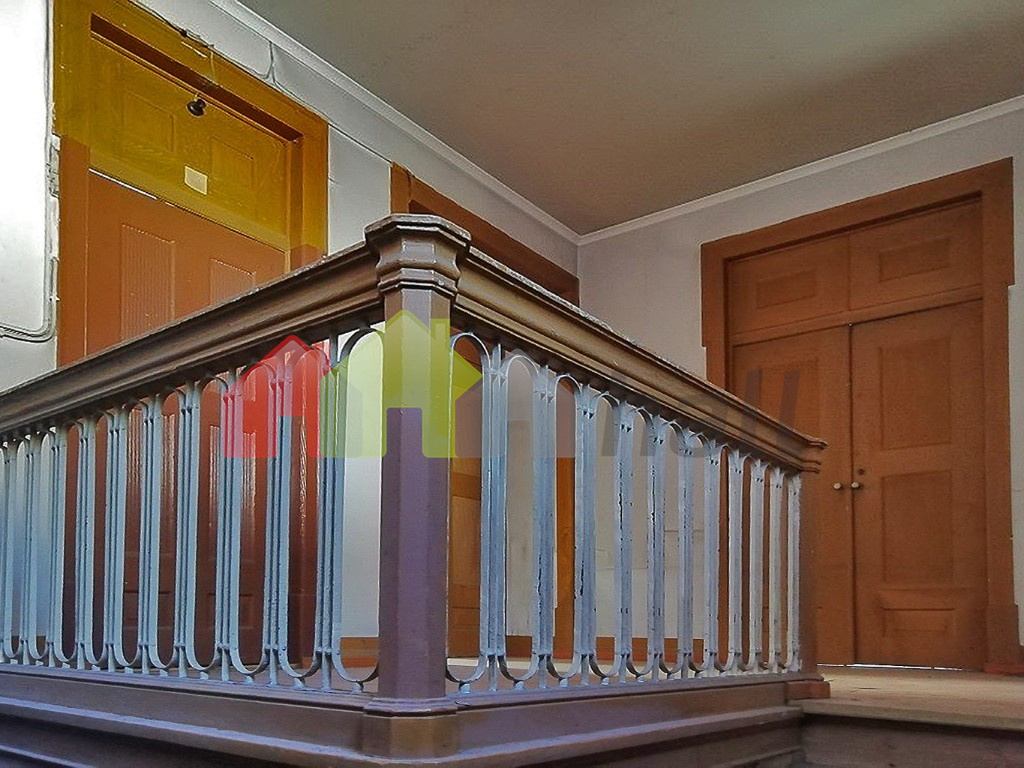 Escada de serviço