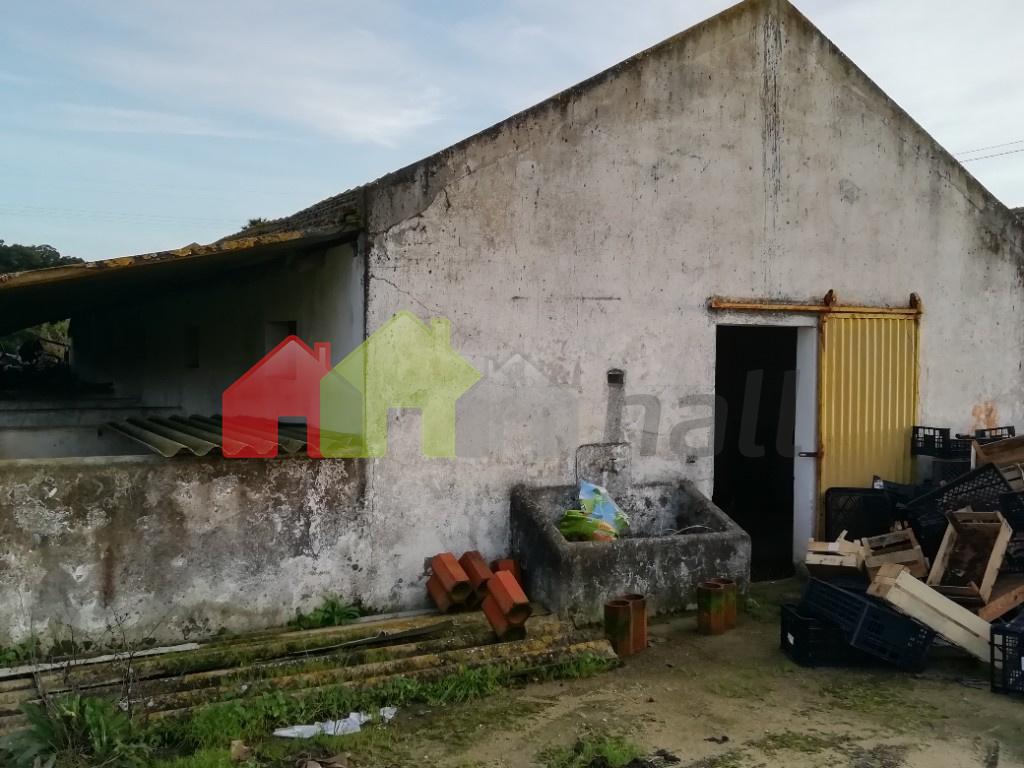 exterior 1º armazém