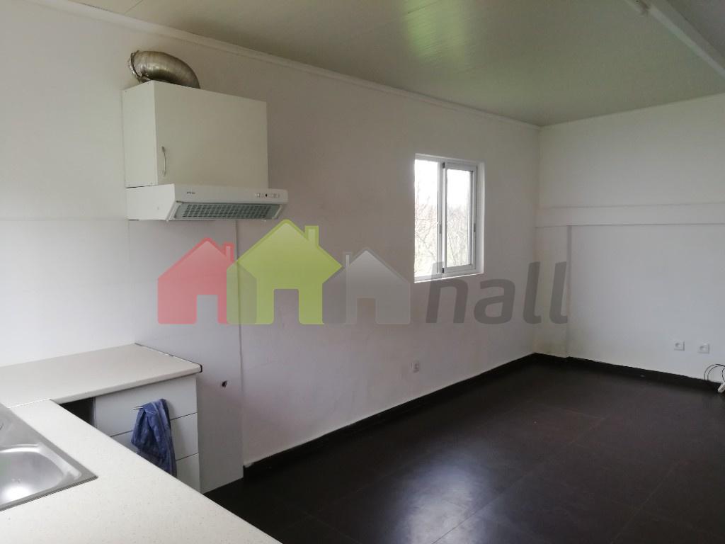 Salas em open space com cozinha