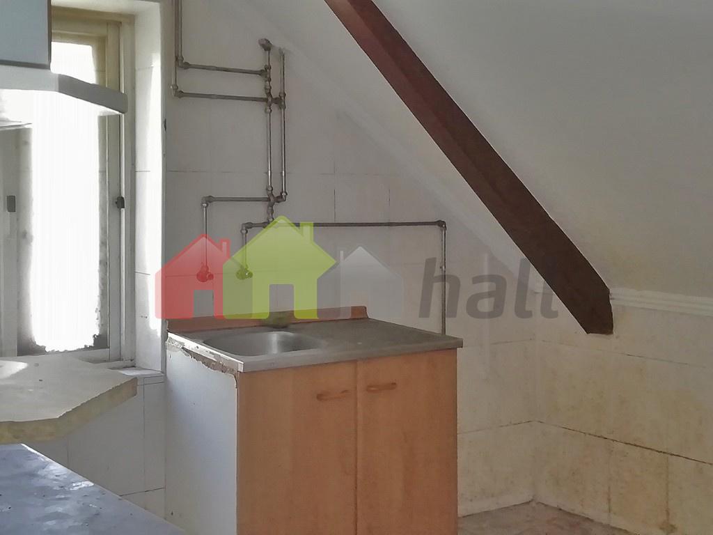 Cozinha águas furtadas