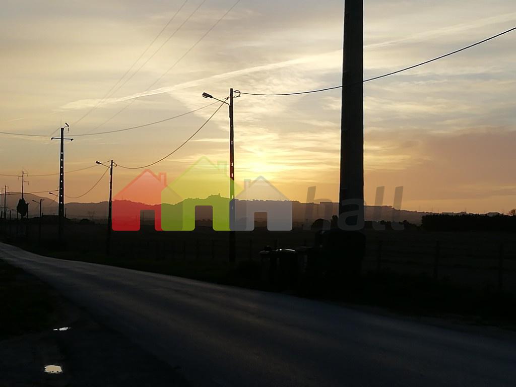 Vista exterior para a Serra de Palmela