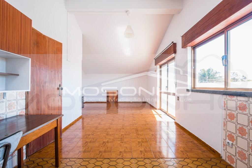 Sótão_Cozinha com sala em comum