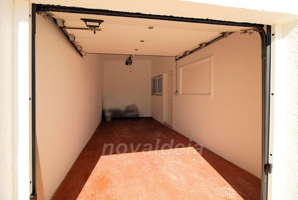Garagem - interior