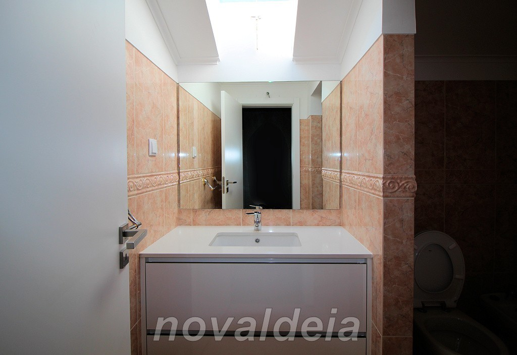 Casa de Banho - luz natural